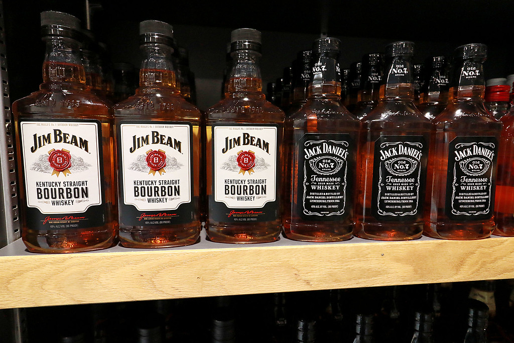 . Ashburnham\'s newly-built Alltown convenience store opened to the public on Thursday, August 23, 2018. They sell whisky. SENTINEL & ENTERPRISE/JOHN LOVE