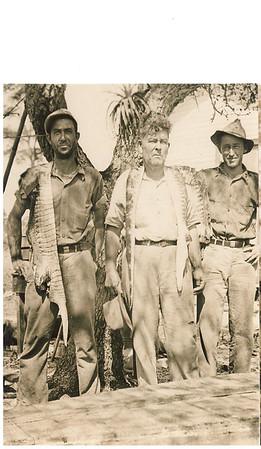 Snake hunters