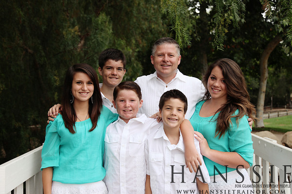 the people: andrew family