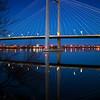 Cable Bridge - Tri-Cities, Washington