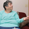 Myrle Phaneuf, better known as Jinxie, talks about her life and about being reunited with her brother after 68 years. SENTINEL & ENTERPRISE/JOHN LOVE