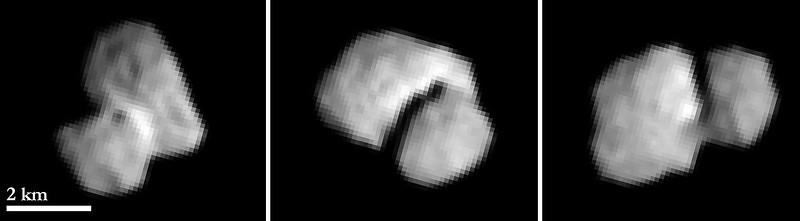 Rosetta/Comet 67p images from ESA Flickr photostream