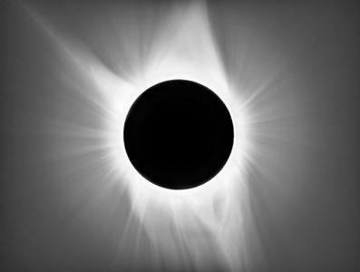 Solar eclipse, Aug. 21, 2017 from eastern Oregon