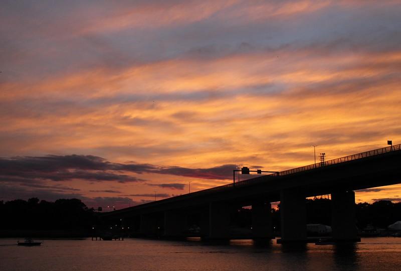 CT River / Baldwin bridge