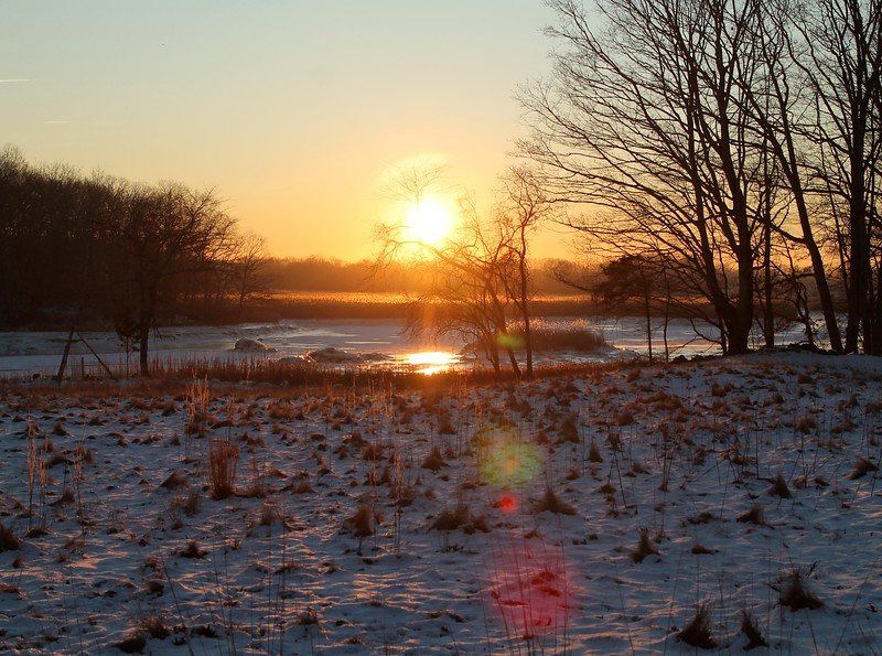 Sunrise Hammonasset River