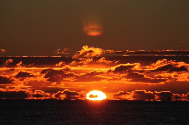 Sunrise - Niantic bay Connecticut