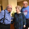 Fr. Yvon, Marlene and Mike