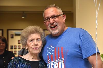 Marlene and Mike
