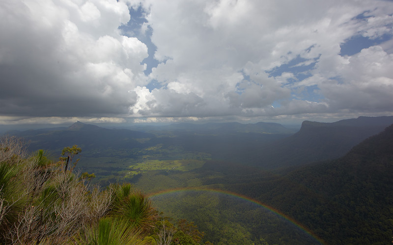 The Pinnacle lookout