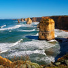 The twelve apostles (before the near one crumbled)