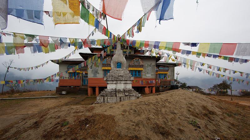 Menchuka monastery