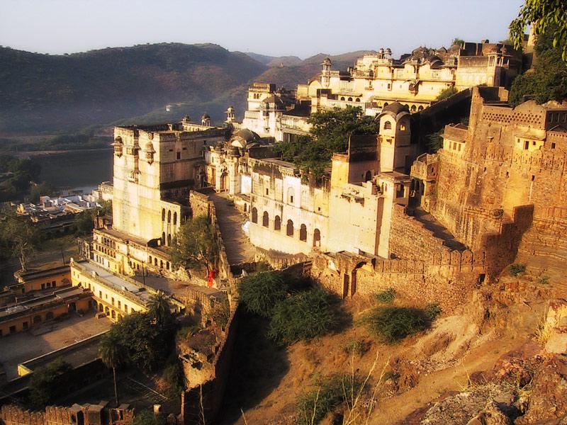 Bhundi Palace