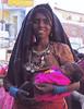Pushkar woman