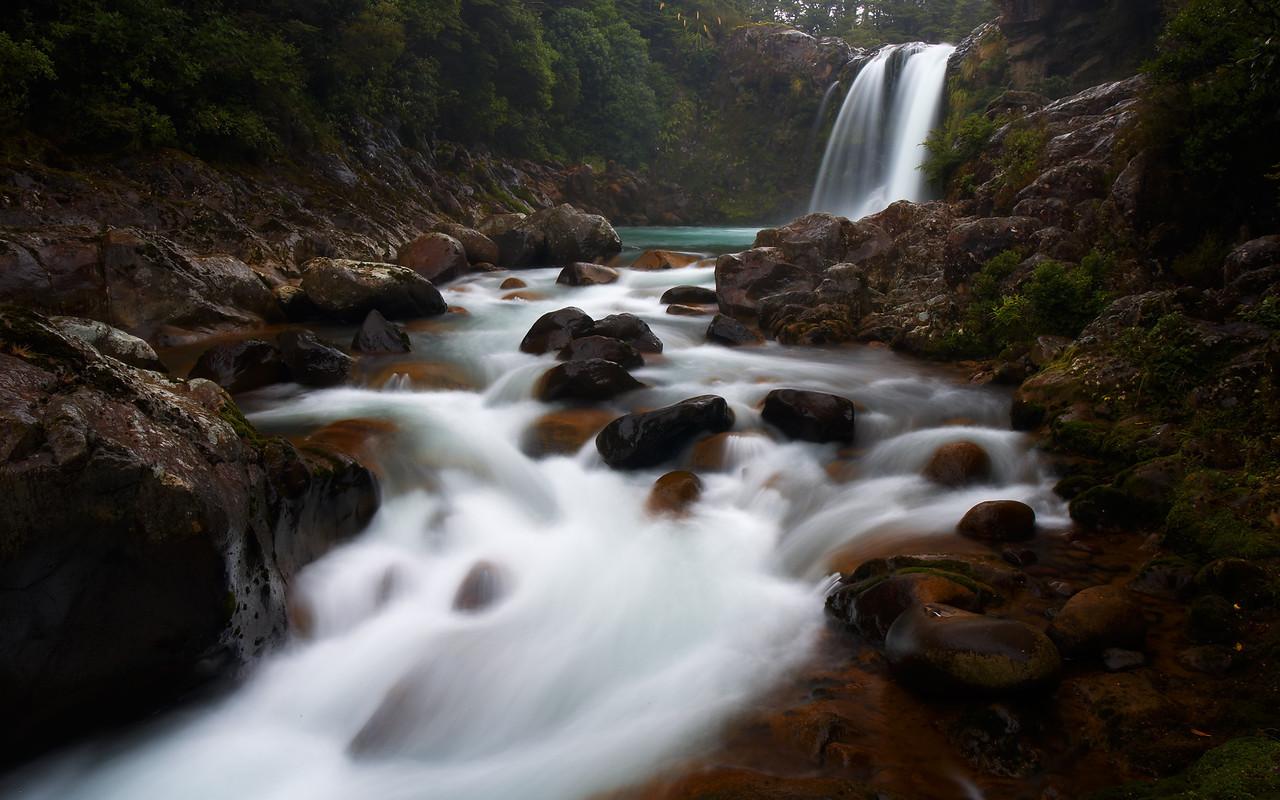 Waterfall, Tongariro