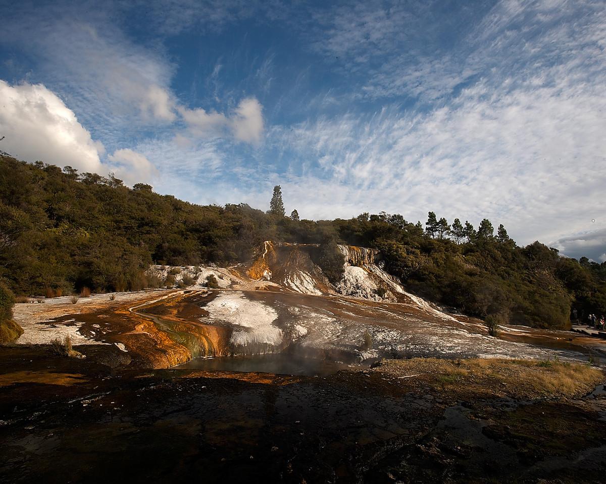 Hot Springs, Rotorua