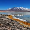 The Chile, Bolivia border