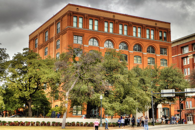 Dallas school book depository