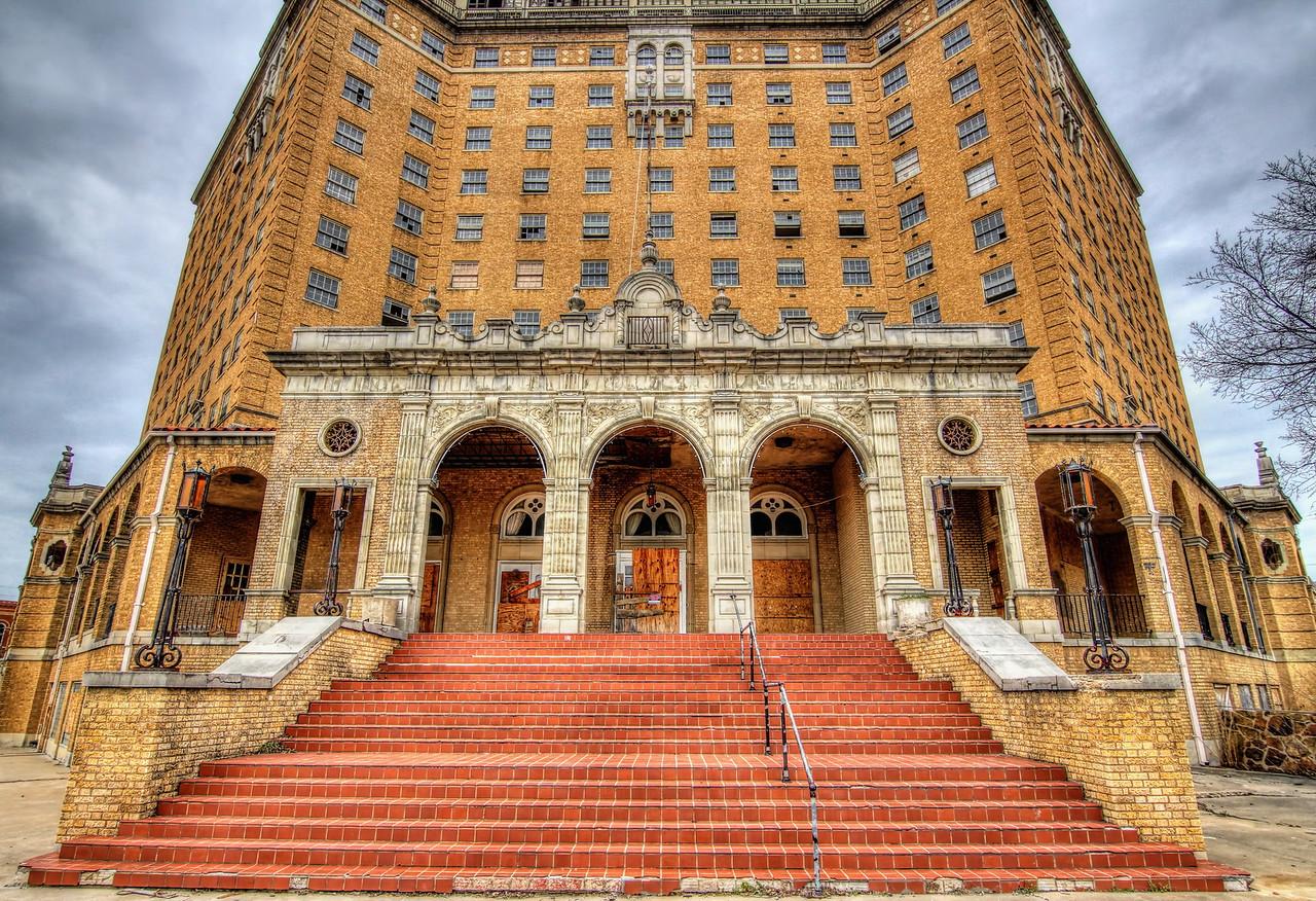 Baker Hotel, Mineral Wells Texas