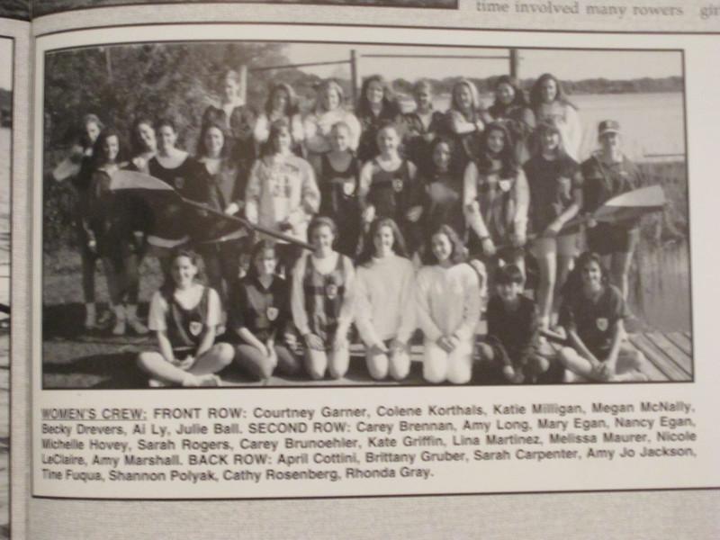 1993 Girls