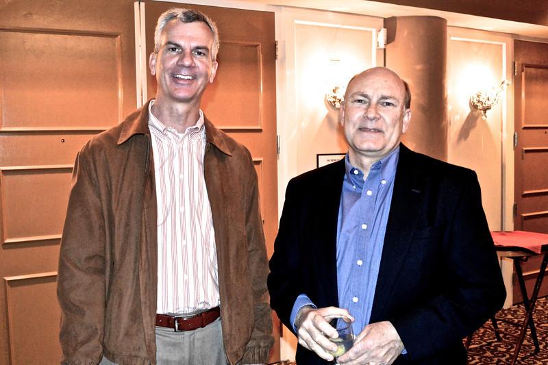 Scott Thomas and Bruce Wigle