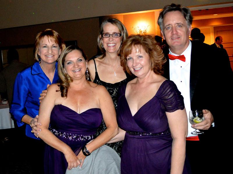 Sally Hodges, Tammy Bilczewski, DeAnn Carr, Joanne Westover, Ed Murphy