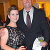Coach Brad Arnold and Erin Arnold