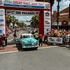 Oli and Mike Hallowes came in 55th place driving a 1954 Chevrolet BelAir.