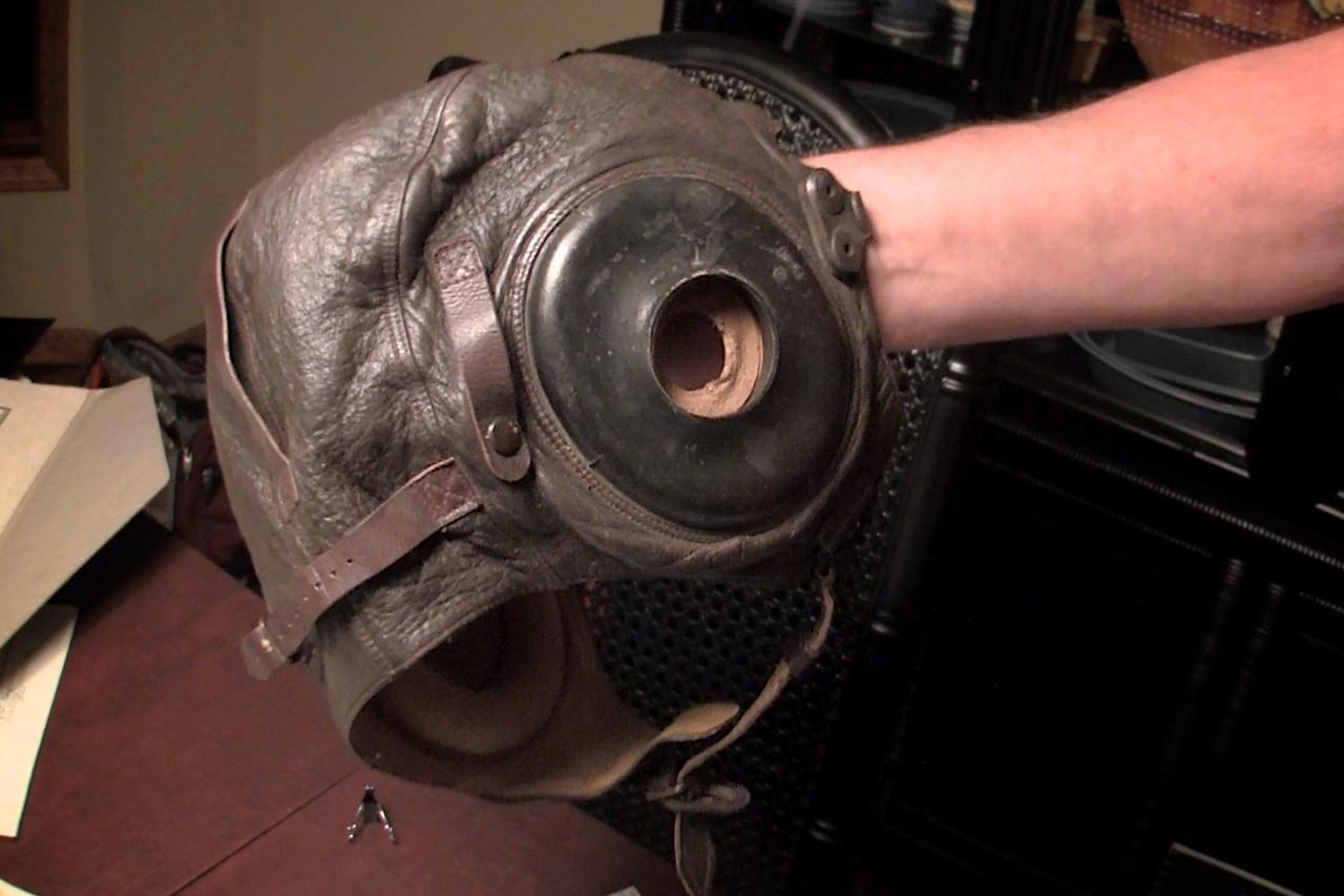 original flight helmet