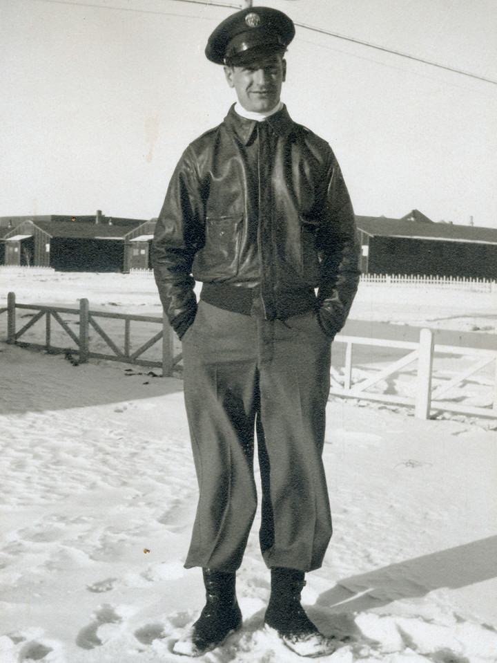 at Casper, Wyoming ~ 1943/44
