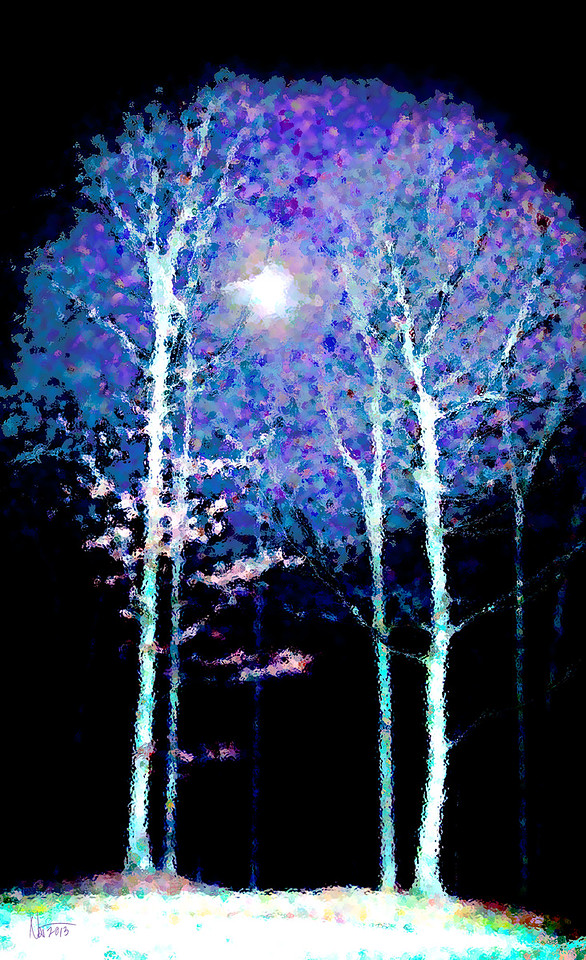 Howling at the Moon Redux