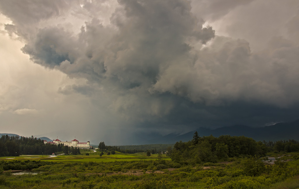 Mt. Washington Hotel & Storm
