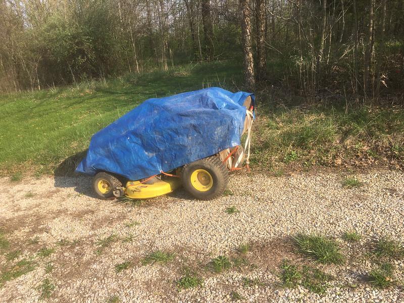 dead mower