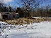 snow melt in west field