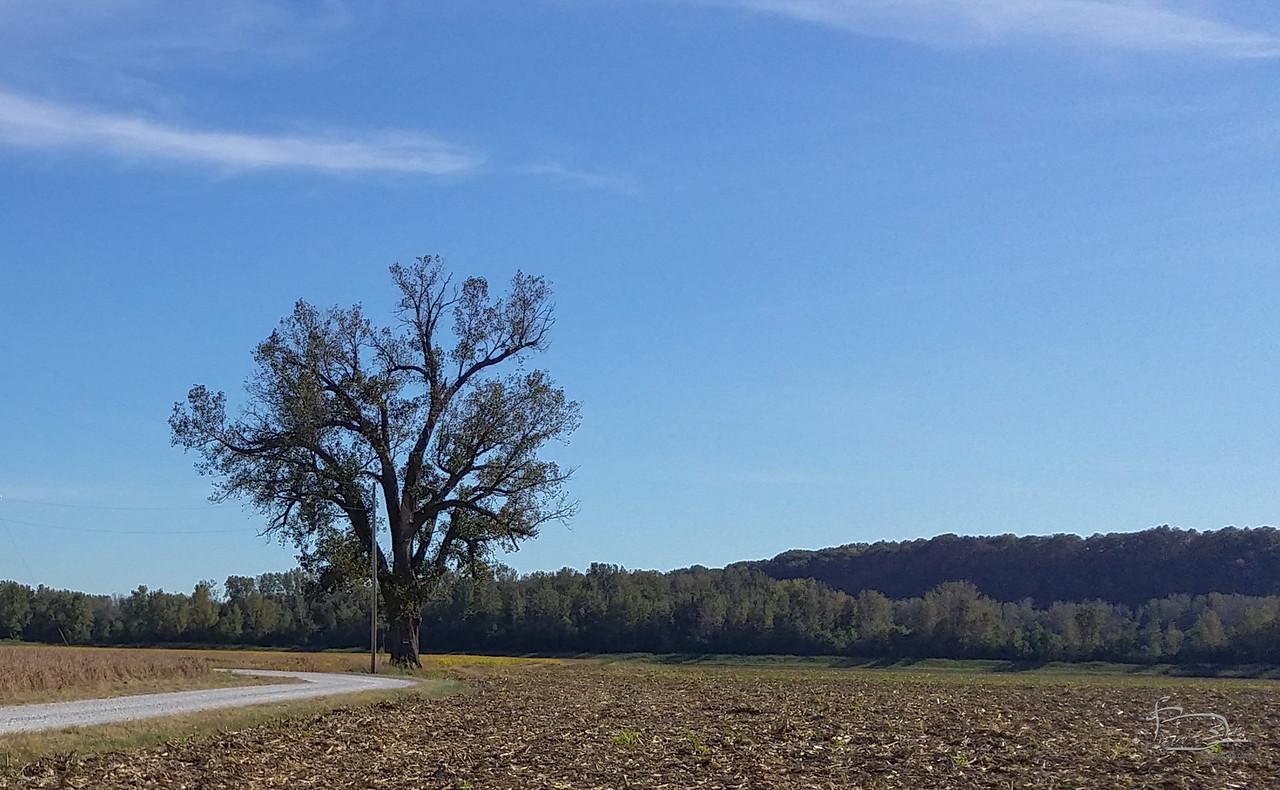 Missouri river road