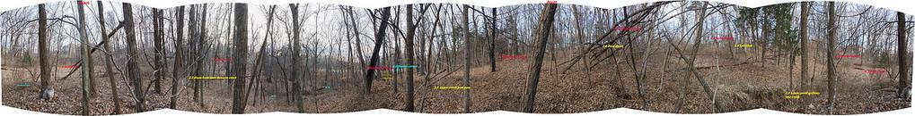 smOP20 top south forest creek bank Winter2014-15