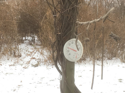 At this date and time, the temp on the weather station says 12.7.