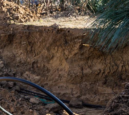 Heavy digging