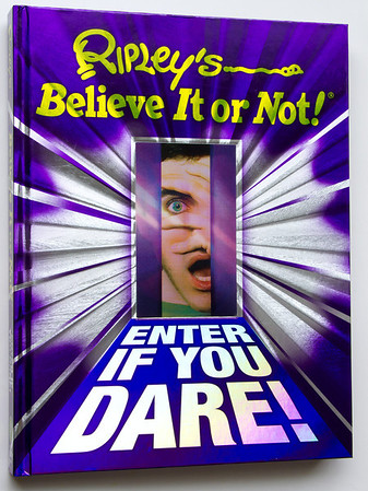 """Ripley's """"Enter if you Dare"""" 2011"""