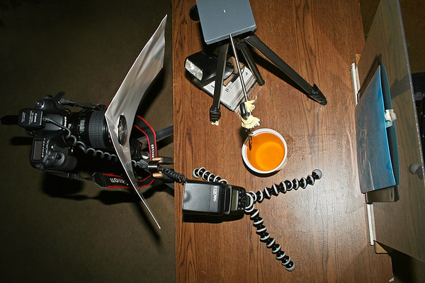 Soap Film Set-Up