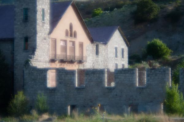 Old Mill w/Diana