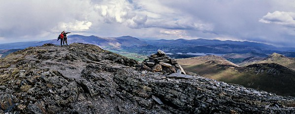 Grisedale PIke : The Summit