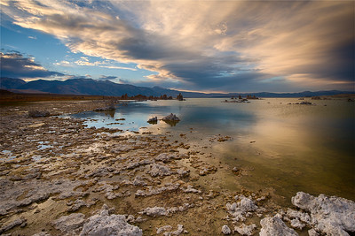 Drama in the Sky_Mono Lake