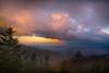 Sunrise over Waterrock Knob