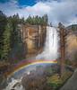 Vernal Falls in Spring 2