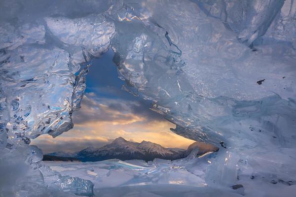 Ice Cave_Alberta