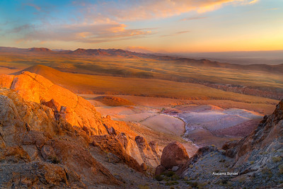 Atacama Sunset