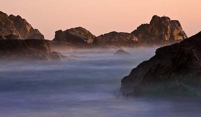 Pfeiffer Beach_Long exposure
