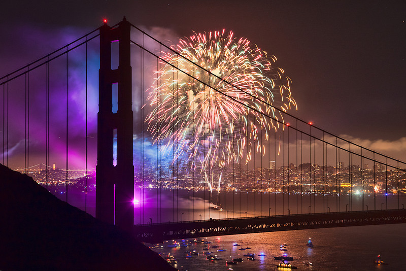 Happy 75th Birthday, Golden Gate Bridge
