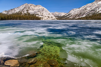 Tioga Lake in the Spring