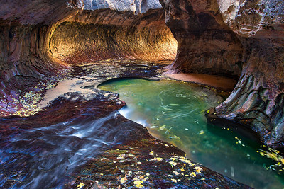 At the Subway, Zion NP
